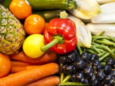 Groente en fruit prijzen