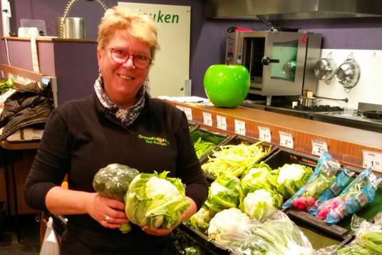Team van Ton: Marieke Groenendaal