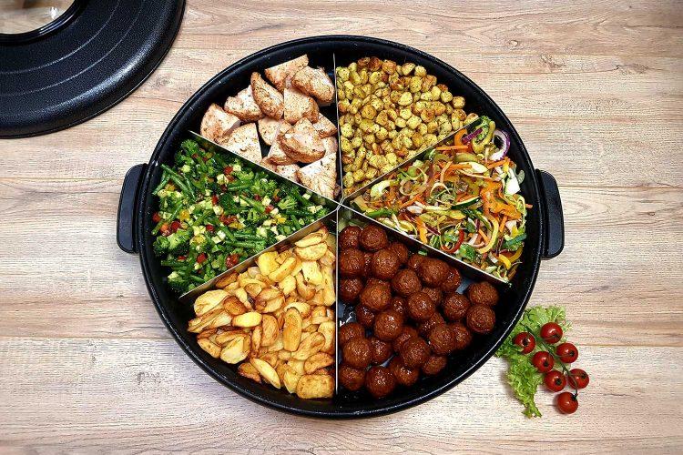 Ton Kanters - Catering: Hapjespannen