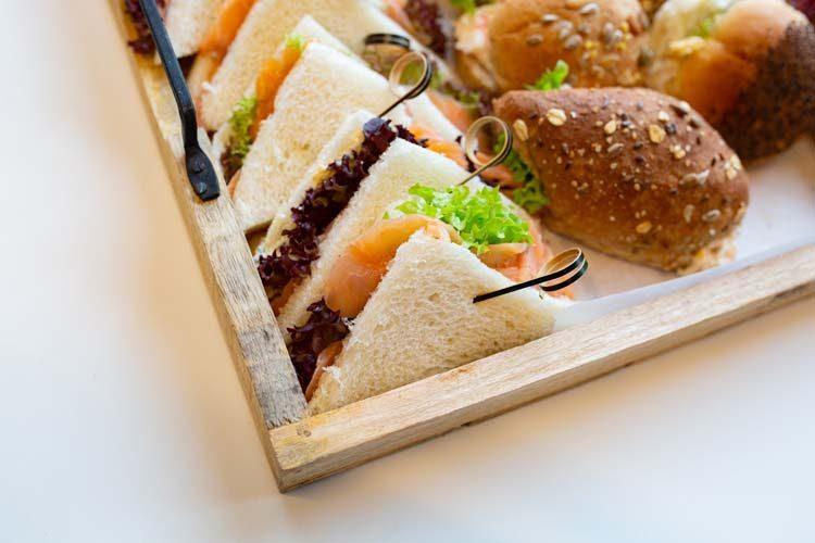 Ton Kanters - Buffetten: Broodjesbuffet