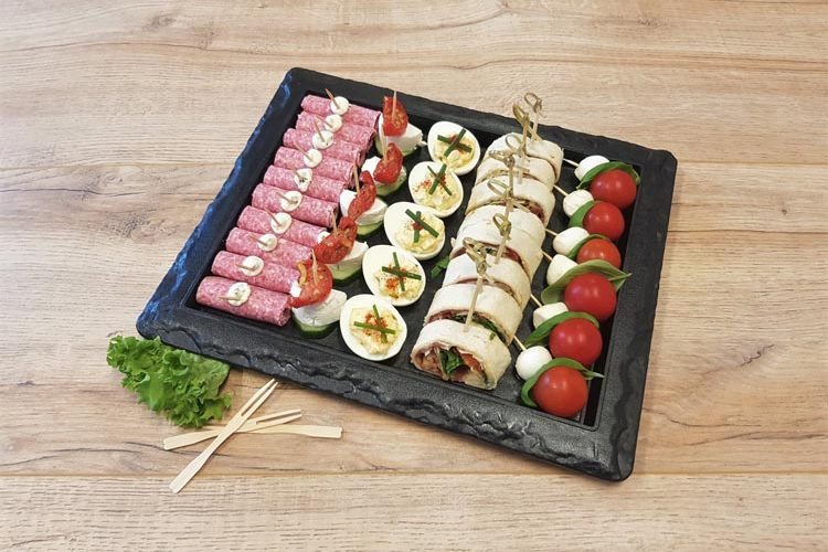 Ton Kanters - Catering: Tapasplateau