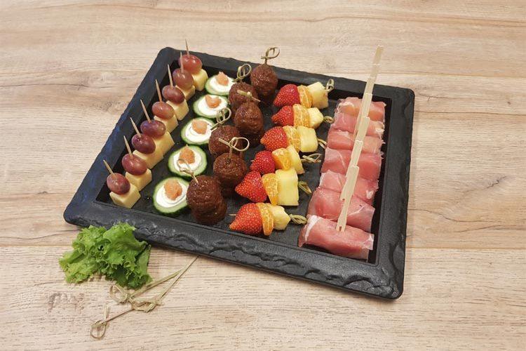 Ton Kanters - Catering: Tapasplateau