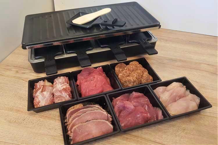 Gourmet pakket met alleen vlees | Ton Kanters Vught & Schijndel